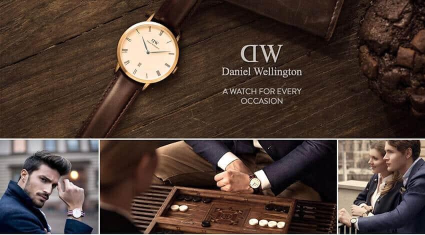 ساعت مچی دنیل ولینگتون